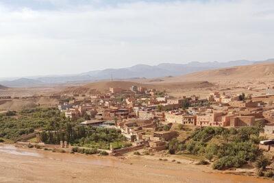 Nur der Himmel über uns – Marokko Kameltrekking – Wüstentrekking mit Dromedaren in der Sahara